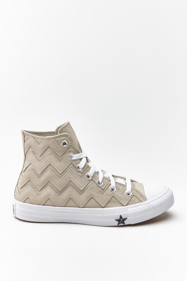 CHUCK TAYLOR ALL STAR HI 129 PAPYRUS/BLACK/WHITE