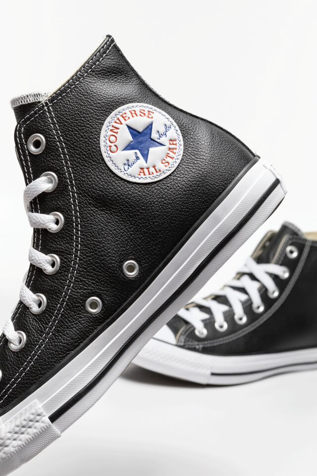 CHUCK TAYLOR ALL STAR LEATHER 170 BLACK