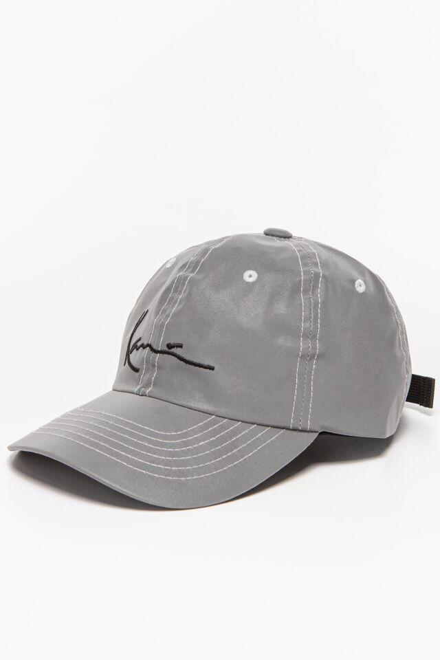 KK Signature Cap 7030610 Reflective silver
