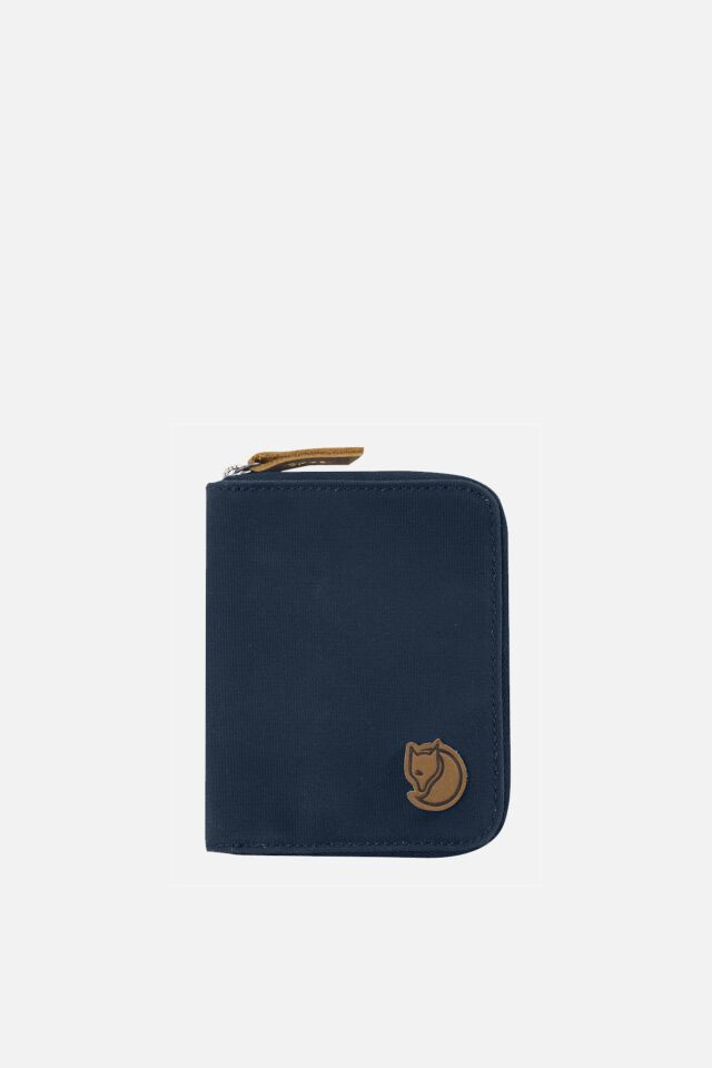 Zip Wallet Navy