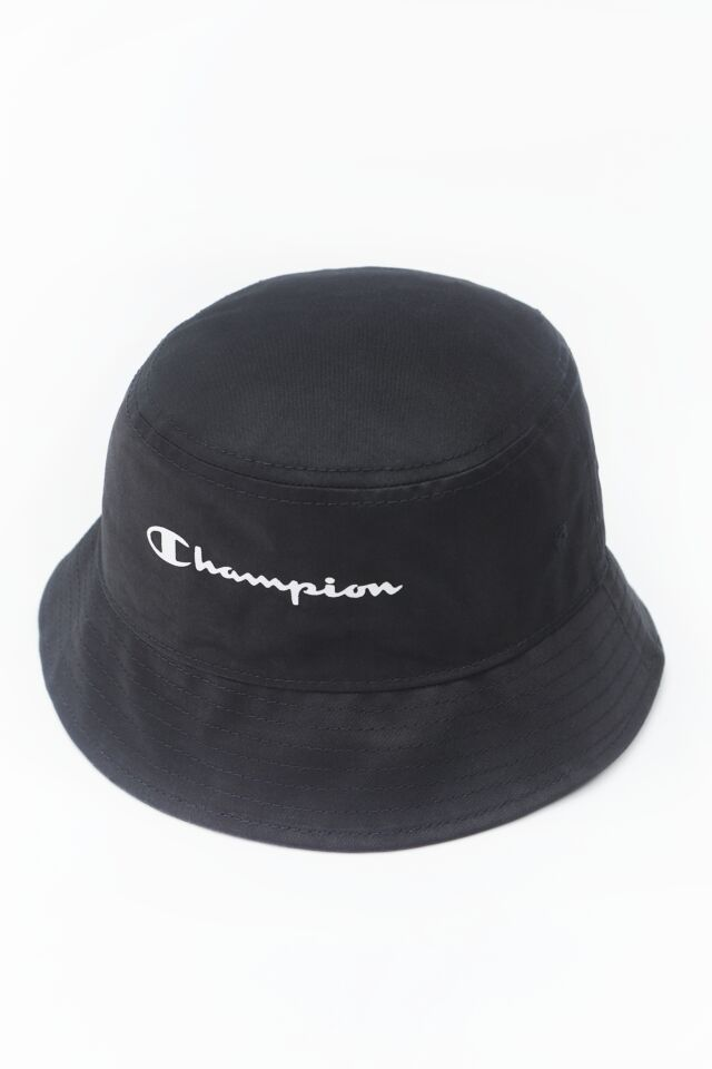 BUCKET CAP KK001 BLACK