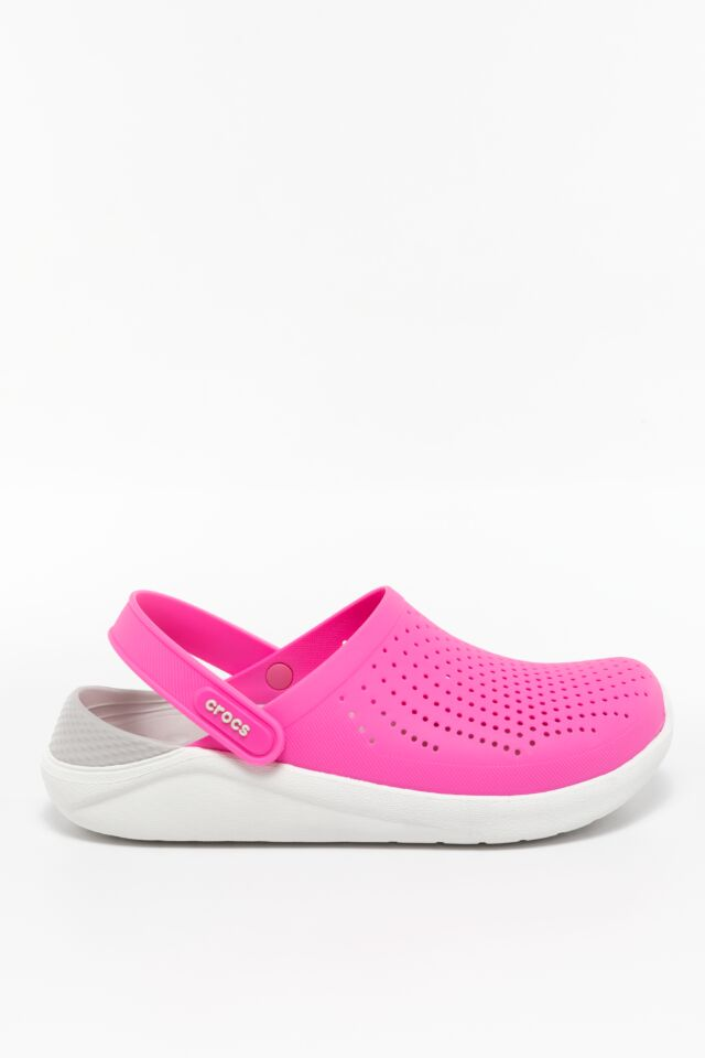 LITERIDE CLOG 6QV ELECTRIC PINK/ALMOST WHITE