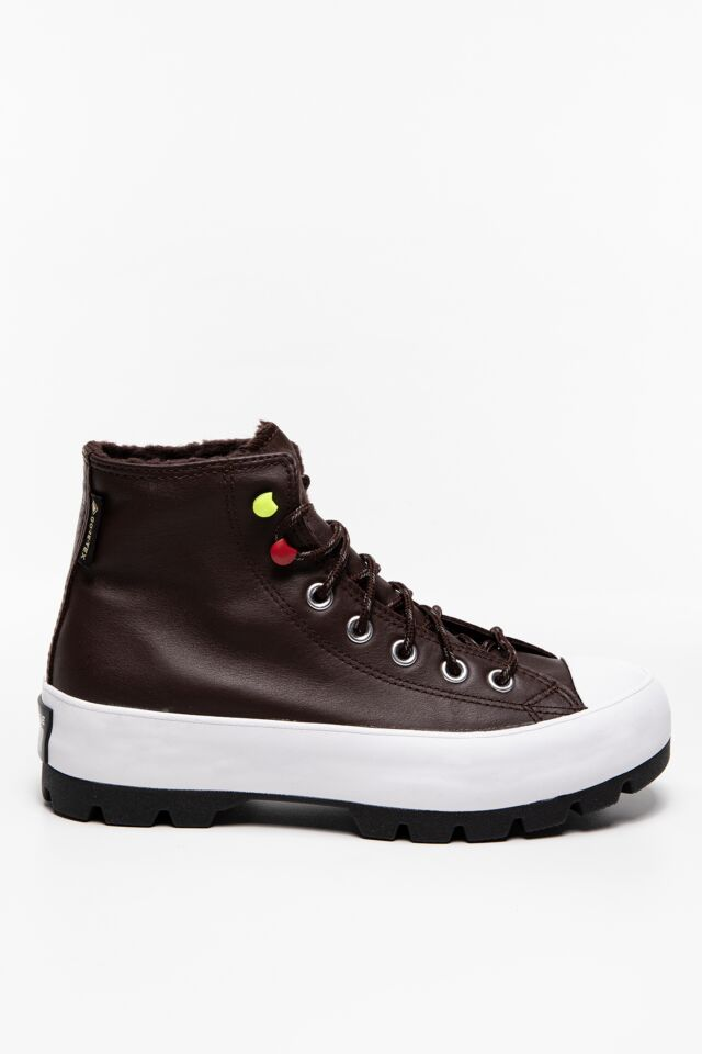 Chuck Taylor AS Lugged Winter 569556C DARK ROOT/WHITE/BLACK