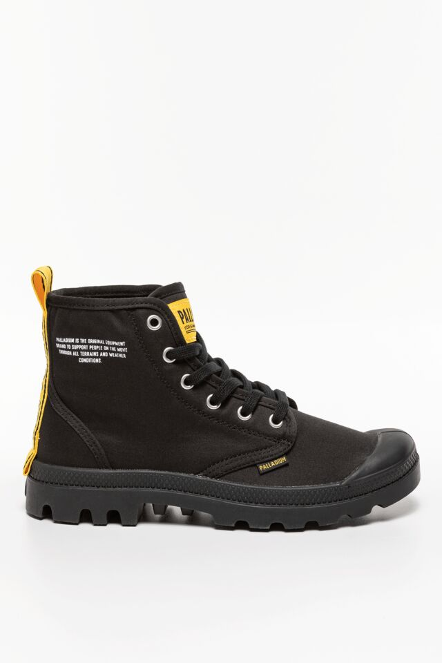PAMPA HI DARE SAFETY 746 BLACK