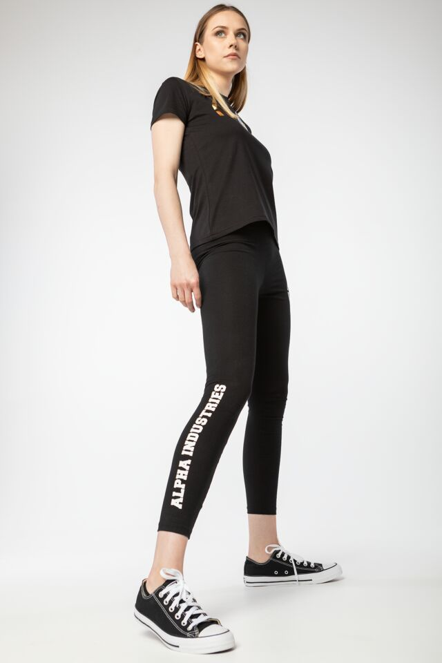 TTP Leggings Wmn 903 BLACK