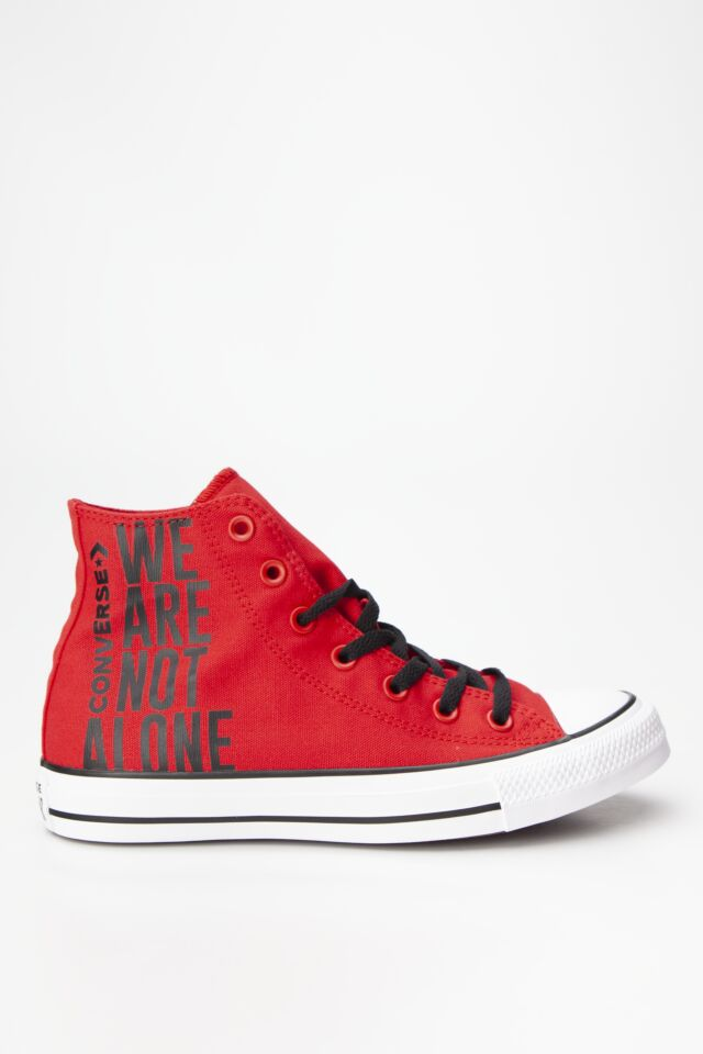 CHUCK TAYLOR ALL STAR HI 467 ENAMEL RED/BLACK/WHITE