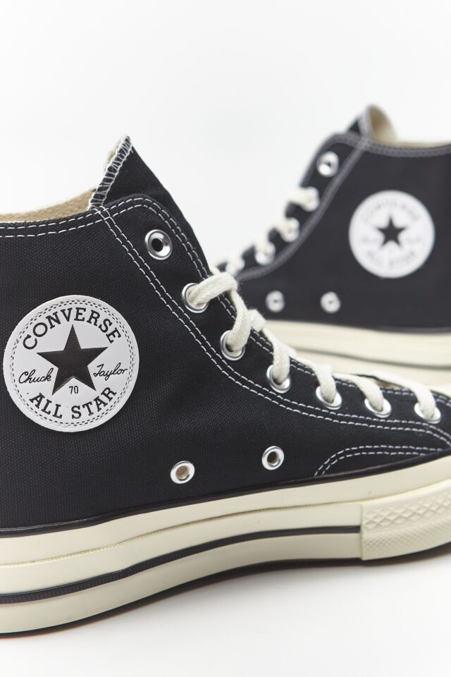 CHUCK TAYLOR ALL STAR 70 C162050 BLACK/BLACK/EGRET