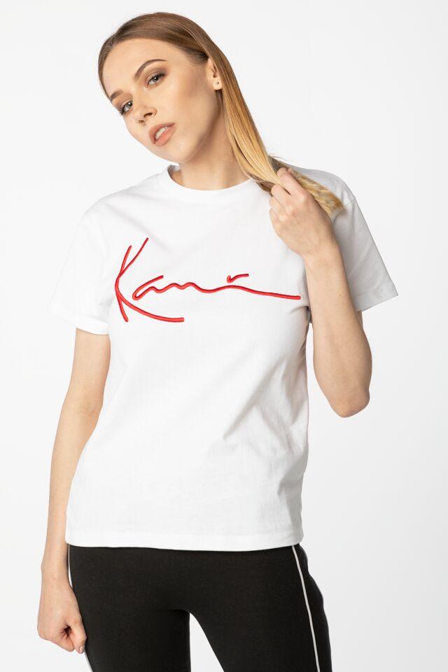 Karl Kani Tee Wht 531 WHITE