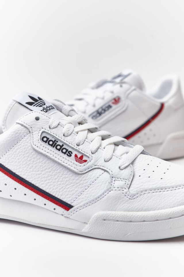 CONTINENTAL 80 706 CLOUD WHITE/SCARLET/COLLEGIATE NAVY