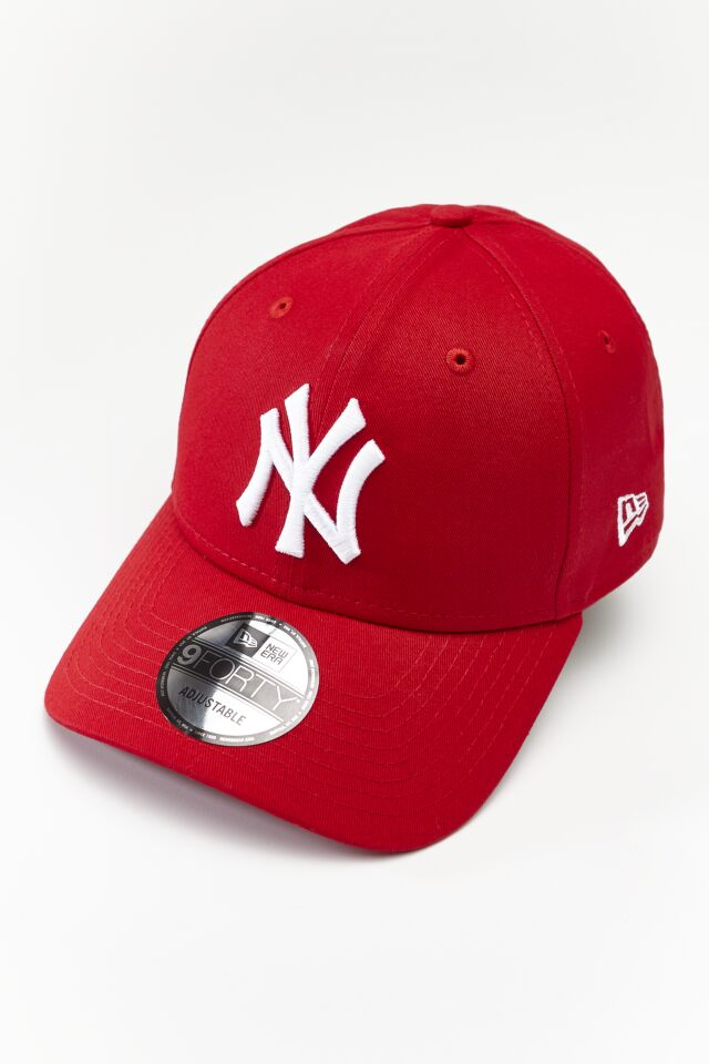 9FORTY LEAGUE BASIC 938 RED