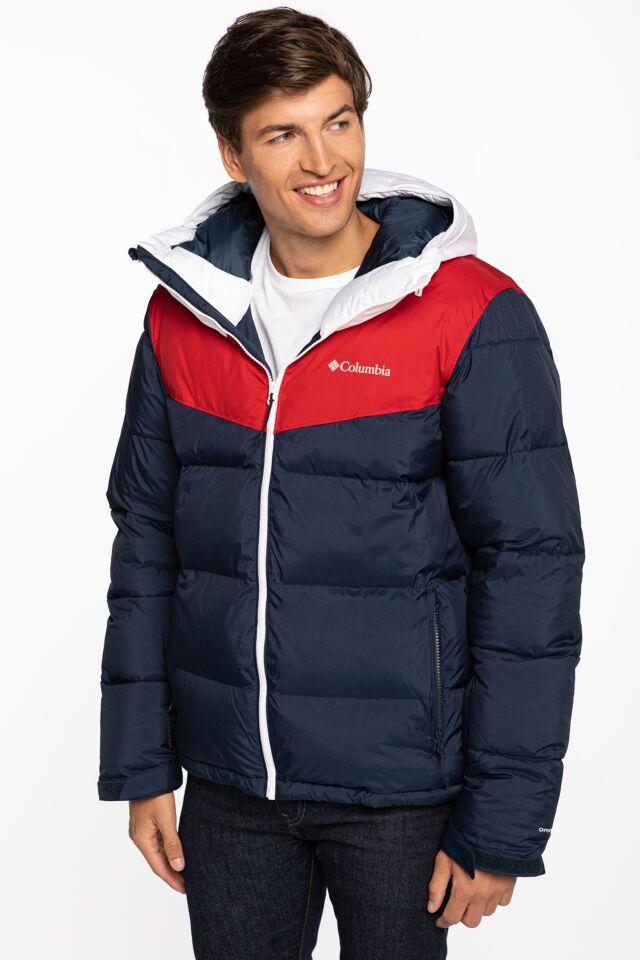 Iceline Ridge Jacket 1864272-466 NAVY/RED/WHITE