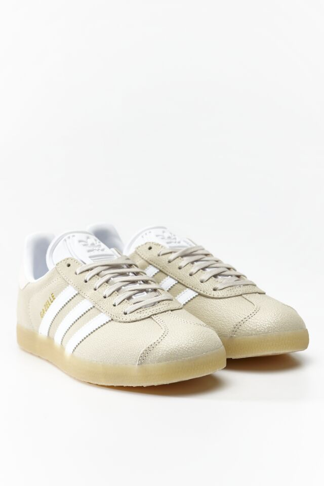 GAZELLE W 063 CLEAR BROWN/FOOTWEAR WHITE/ECRU TINT