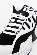 OVERTON Unisex 242672-1011 WHITE/BLACK
