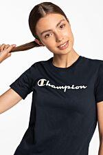 Crewneck T-Shirt 113223-BS501 NAVY