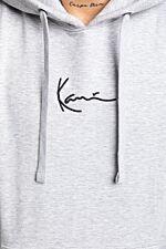 KK Small Signature Hoodie 648 ASH GREY