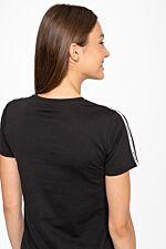 Crewneck T-Shirt 113086-KK001 BLACK