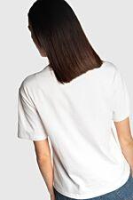 V-NECK TEE 001 WHITE