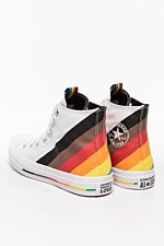 Chuck Taylor All Star Pride 167758C WHITE/UNIVERSITY RED