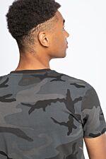 Basic T-Shirt 01C CAMO