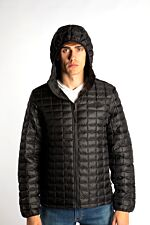 THERMOBALL ECO HOODIE XYM TNF BLACK MATTE