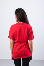 PURE SHORT SLEEVE SHIRT 006 TRUE RED