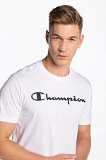 Crewneck T-Shirt 214747-WW001 WHITE