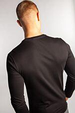 MEN T-SHIRT 031 BLACK