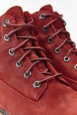 6 INCH PREMIUM WP BOOT V15 DARK RED NUBUCK