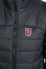 Expedition Pack Down Jacket W F86124-550 BLACK