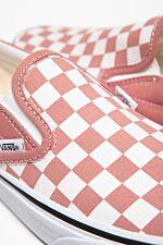 UA Classic Slip-On VN0A4U381GL1 ROSE DAWN/Tr WHITE