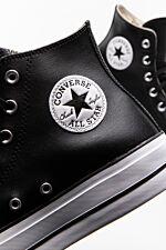 Chuck Taylor All Star Lift Clean HI 561675C BLACK