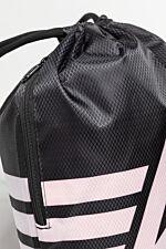 Basic Gym Bag 198903-03 BLACK/PINK
