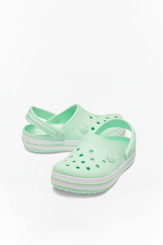Crocband Clog K 204537-3TI Neo Mint