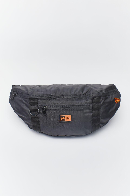 ORANGE LOGO WAIST BAG 336 BLACK