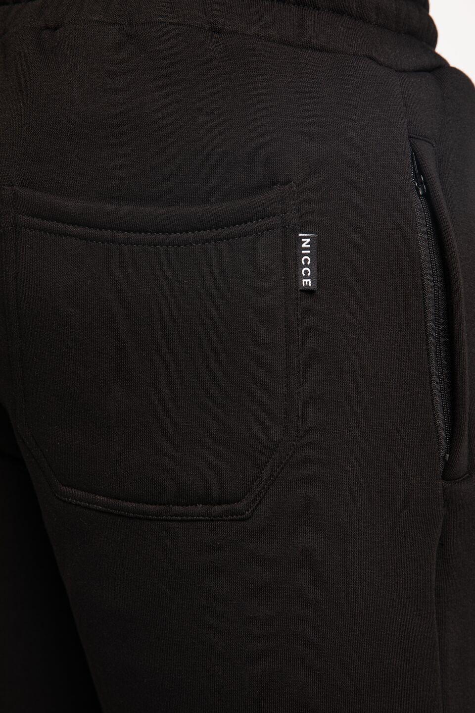ORIGINAL LOGO JOG SHORTS 001-1-06-01-0001-BLACK