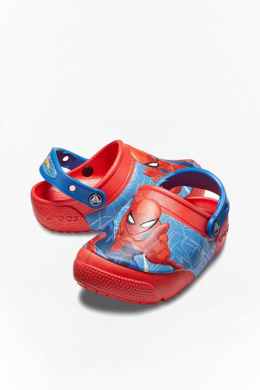 FL SpiderMan Lts Clg K 506 FLAME