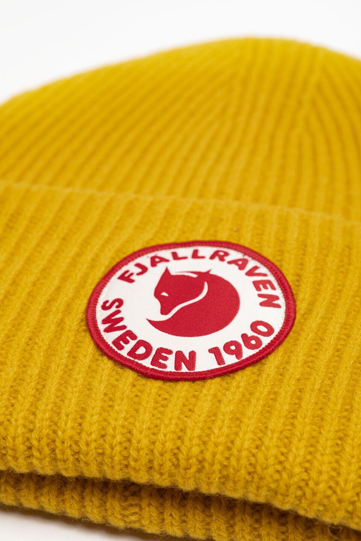 1960 Logo Hat F78142-161 MUSTARD YELLOW
