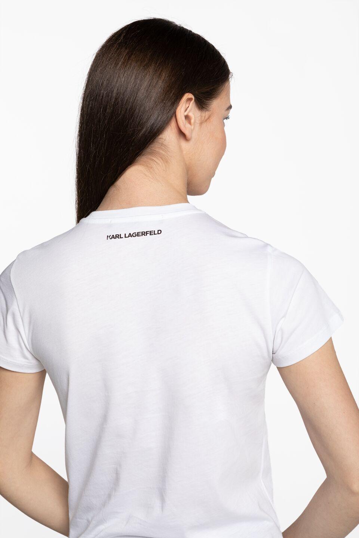 Graffiti Logo T-Shirt 206W1701-100 WHITE