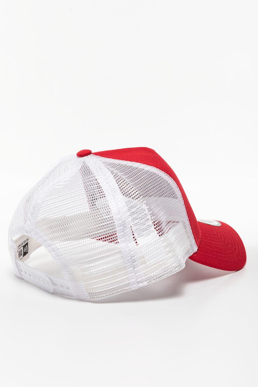 CLEAN TRUCKER 488 RED/WHITE