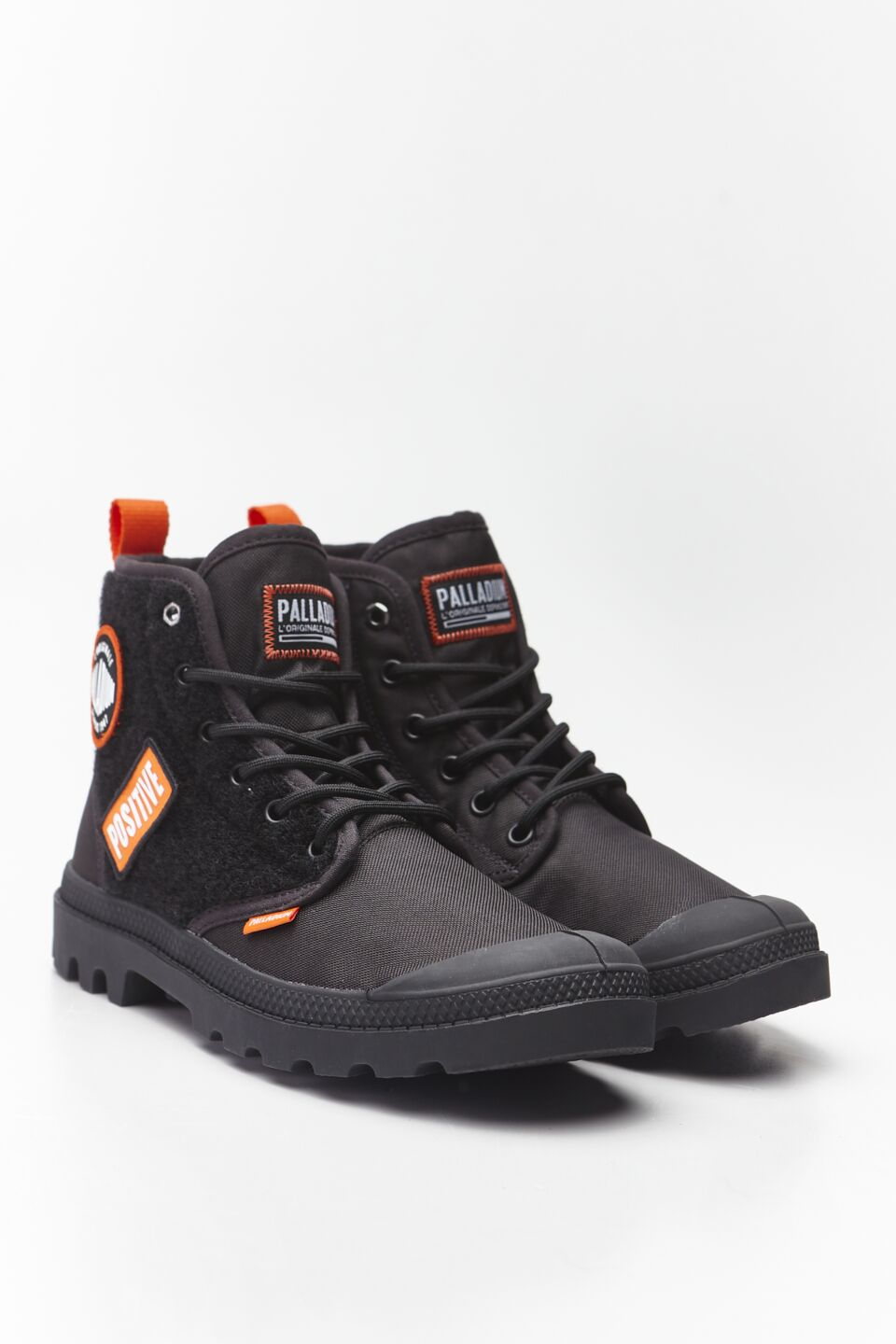 PAMPA HI CHANGE 001 BLACK/BLACK