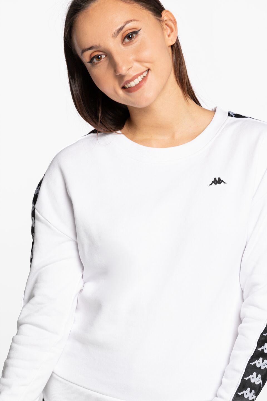 HANKA Women Sweatshirt 308004-11-0601 WHITE