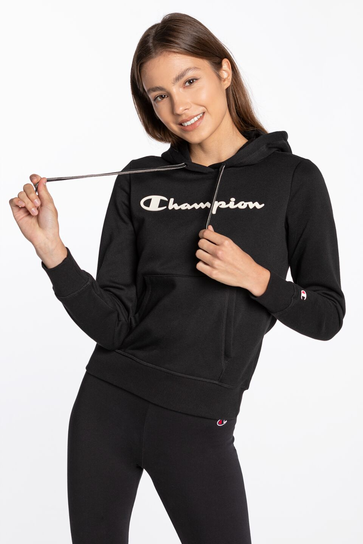 Hooded Sweatshirt 207 BLACK