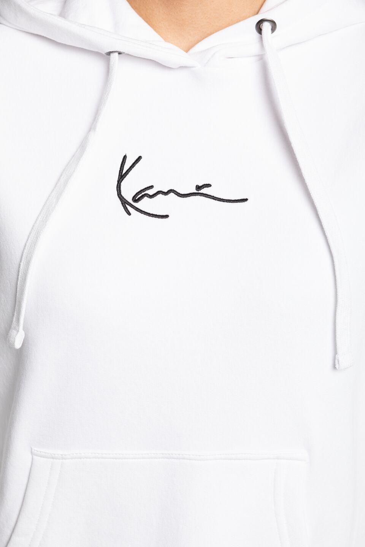 KK Small Signature Hoodie 365 WHITE