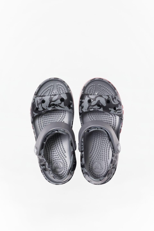 Bayaband Printed Sandal K 206262-0DA Slate Grey