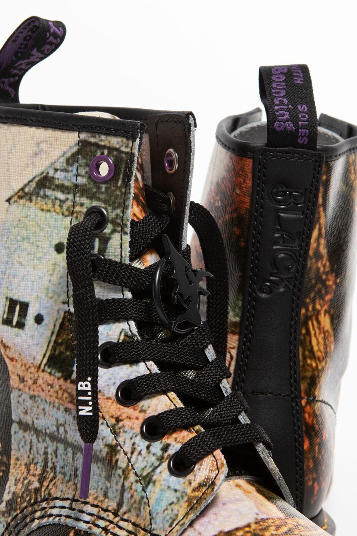 1460 Black Sabbath MULTI/BLACK
