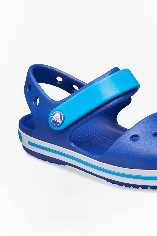 CROCBAND SANDAL KIDS 4BX CERULEAN BLUE/OCEAN