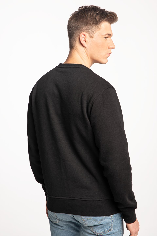 ORIGINAL LOGO SWEAT 001-3-03-01-0001-BLACK
