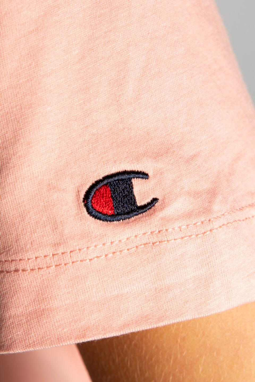 CREWNECK T-SHIRT PS119 PINK