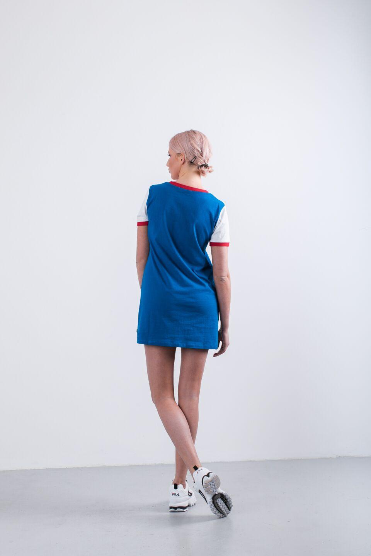 INVERCE DRESS UUC BLUE SAPPHIRE
