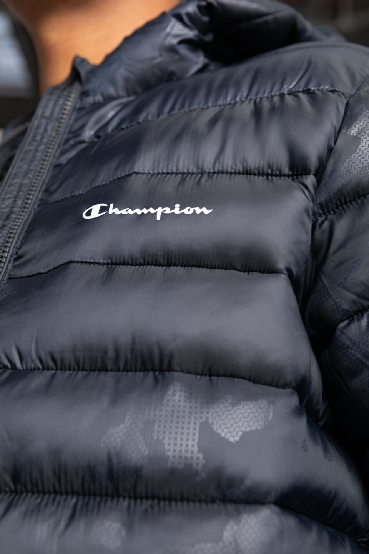 Hooded Jacket 214869-BL501 NAVY